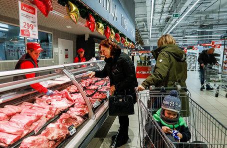 Россияне в первых числах января уже почувствовали рост инфляции