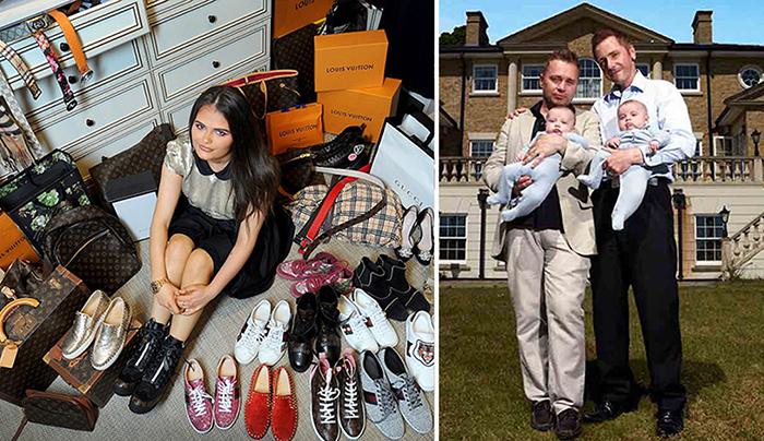 Папочкина дочка: Каково жить девочке, когда у нее два отца, и оба - миллионеры