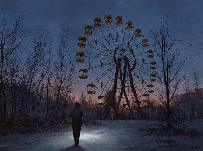 Чернобыльская история ужасов