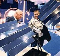 У новых российских спутников будет феноменальное зрение