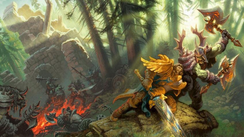 В World of Warcraft Classic будут старые модели и анимации