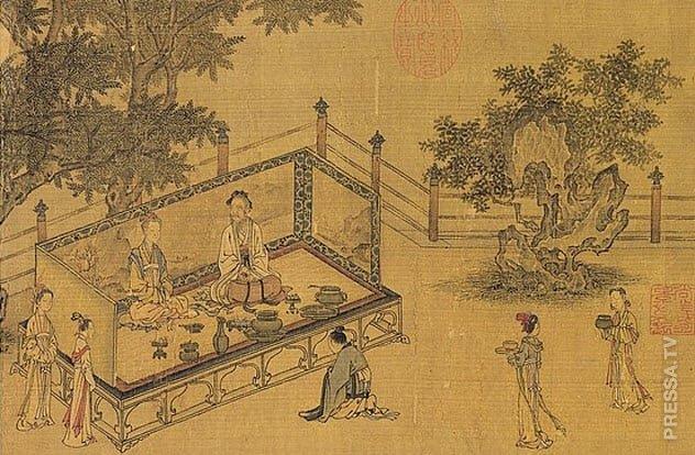 Суровые реалии жизни в древнем Китае