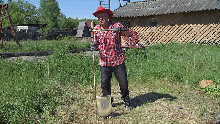 Лопата для дачника