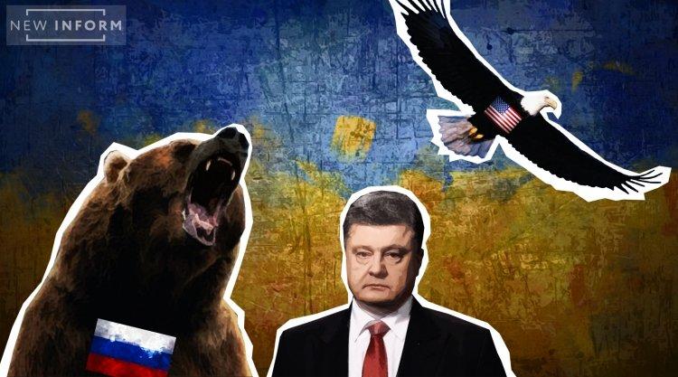Русские показали, что готовы: Запад не станет защищать Киев в случае столкновения.
