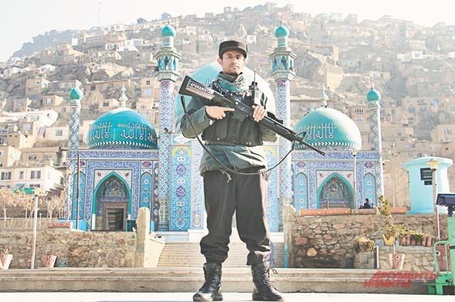Жители Кабула: «Кто сказал, …