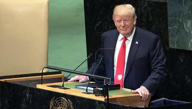 Трамп призвал весь мир к бор…