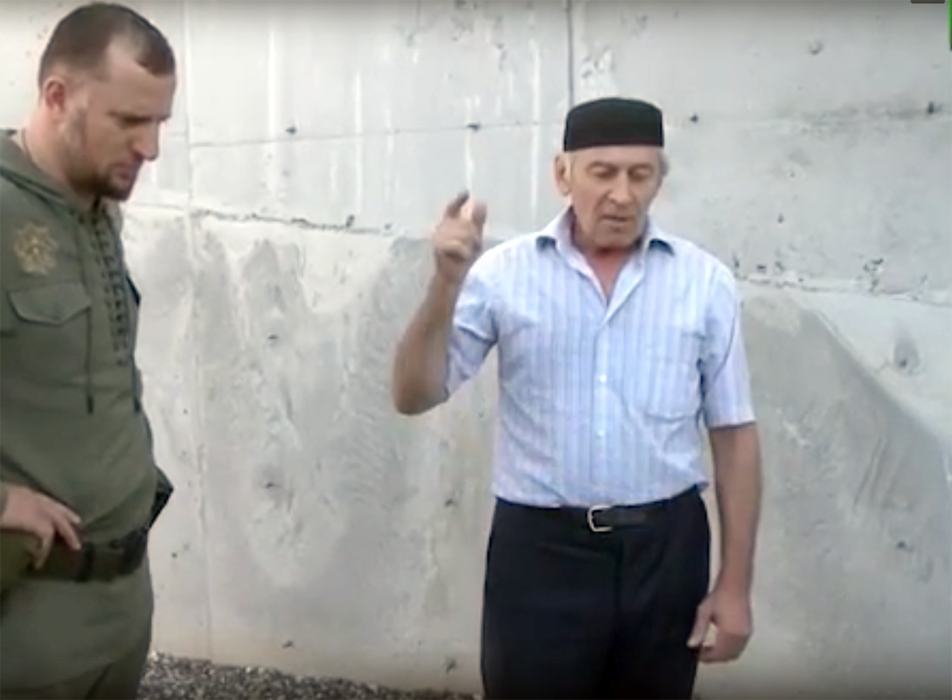 Отец проклял убитого в Чечне сына-террориста