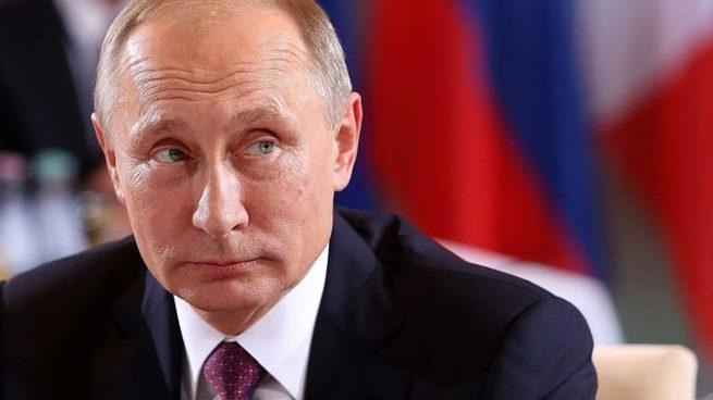 Путин не оставляет Порошенко выбора