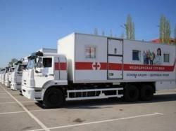 Два новых передвижных медицинских комплекса появятся в Удмуртии