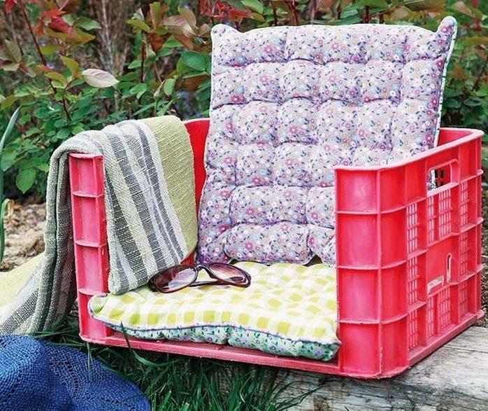 Садовая мебель своими руками мастер классы 91