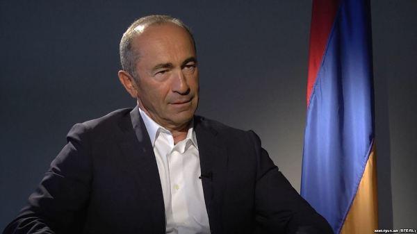 Экс-президента Армении ждут надопрос вСледственной службе 26июля