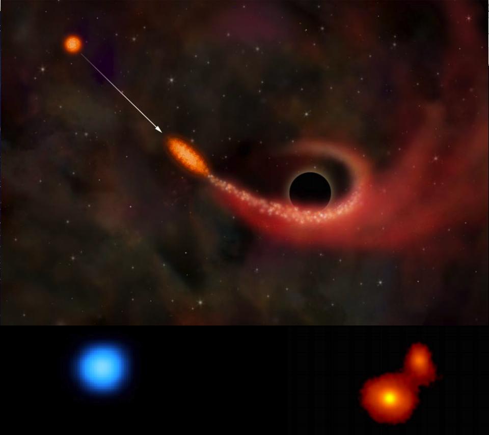 Что такое информационный парадокс черных дыр