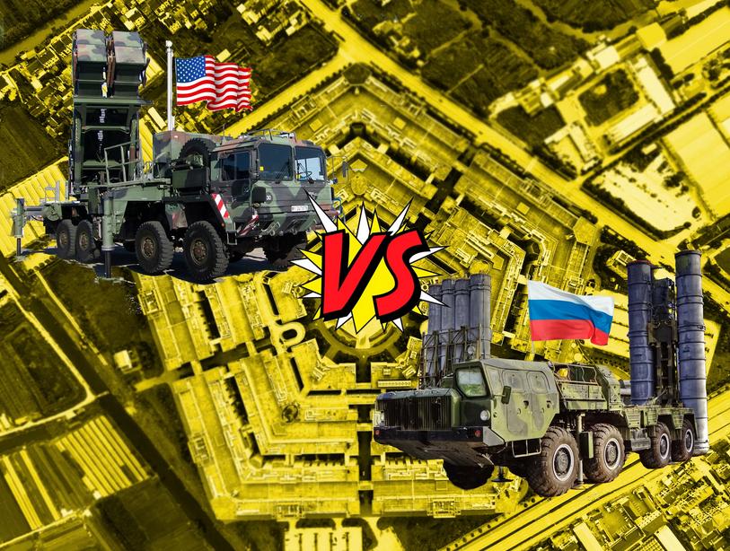 История о том, как напуганные США отказались устроить соревнование между С-300 и Patriot в 1990-ых