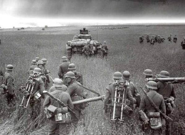 Неожиданная война гитлеровской Германии с СССР. Часть 13