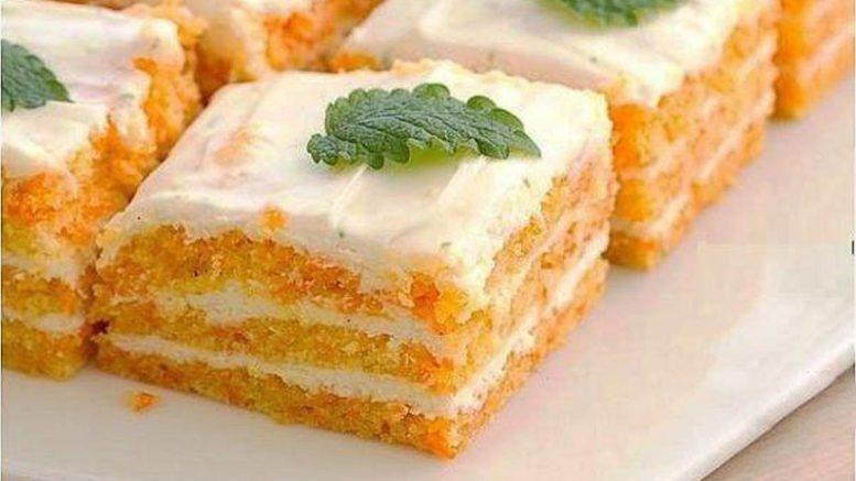 тесто на торт