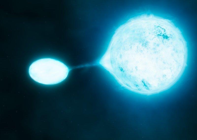 Но вернёмся к нашей теме Звезд-Вампиров. астрономия, вселенная, звезды, интересное, космос, необычное, факт