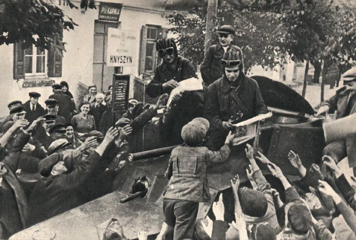 Польские походы Красной армии