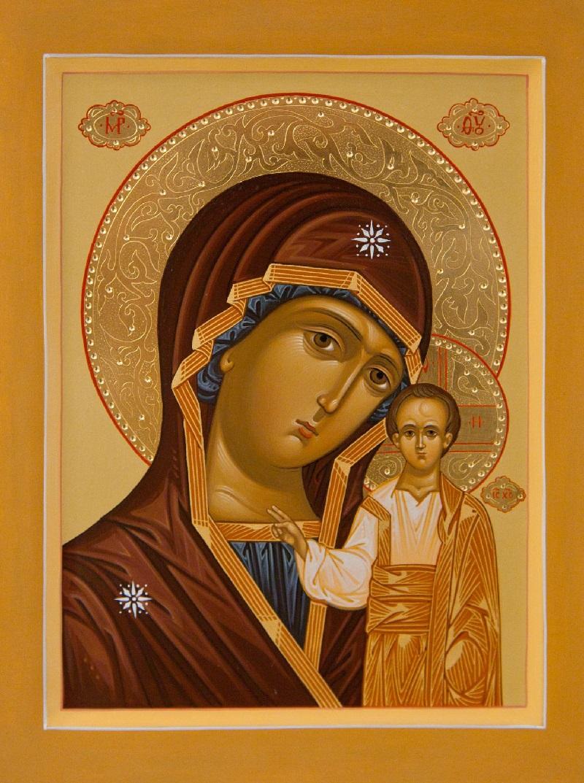 молитвы богородице о семье