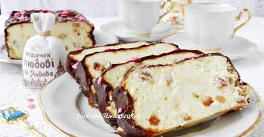 Самая вкусная творожная выпечка — мягкий и нежный львовский сырник