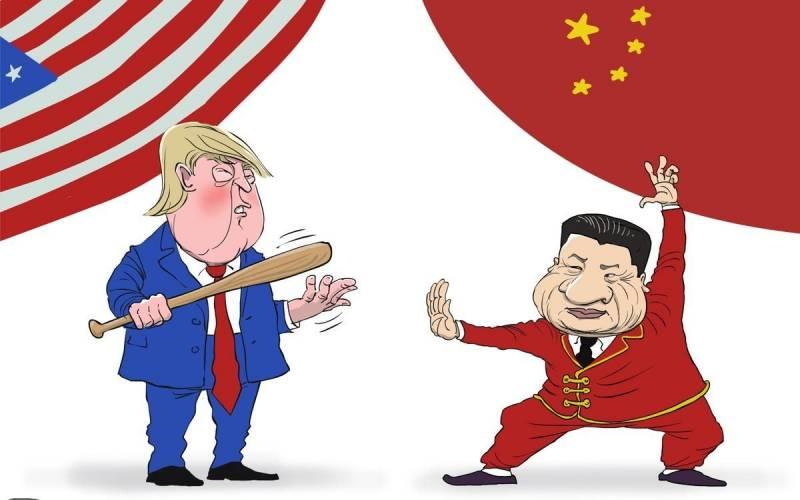 Китайский брат будет драться…