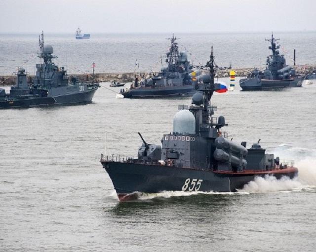 Балтфлот спасают черноморскими «Буянами-М»