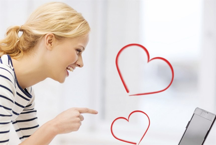 знакомства в интернете