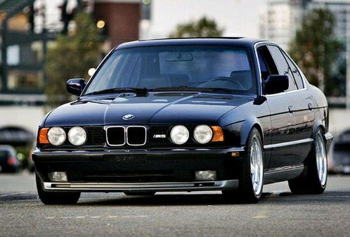 7 моделей BMW M5, мечтать о …