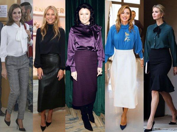 Классический базовый гардероб для женщин, которым за 40
