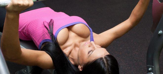 Лучшие упражнения для груди женщин в домашних условиях: