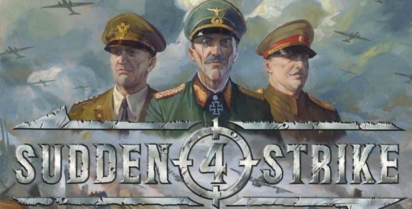 Создатели Sudden Strike 4 показали игровой процесс на PS4