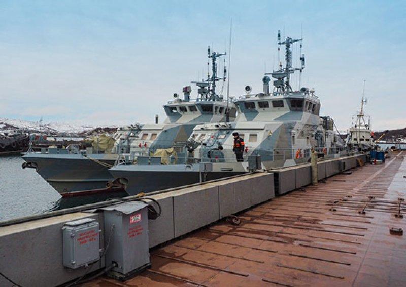 «Молнии», «Мангусты» и «Ламантины»: российские военные катера привлекли интерес африканских покупателей