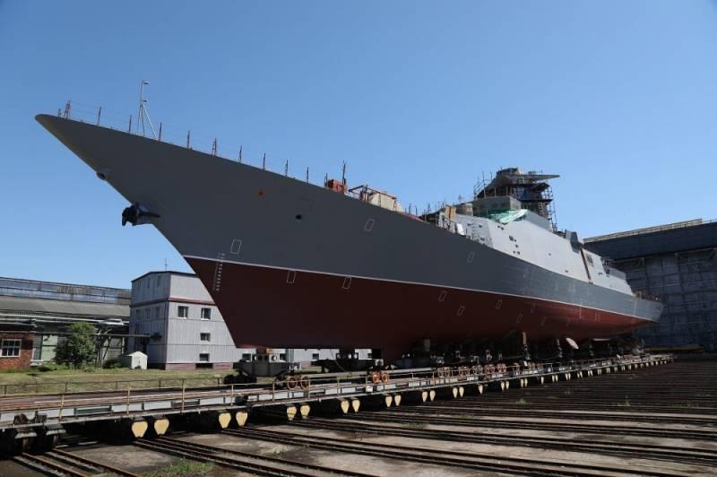 Стратегия развития судостроения до 2035 года и океанский флот РФ