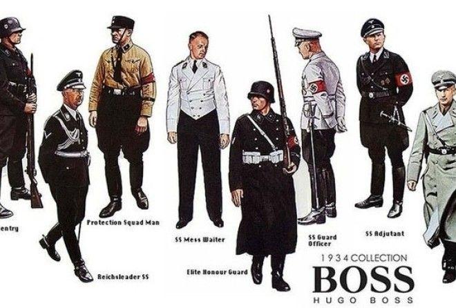 Малоизвестные факты о влиянии на моду известных нацистов