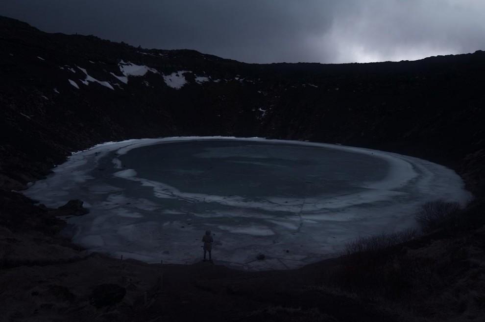Зима близко: серия атмосферных фотографий Øystein Aspelund, от которых веет холодом