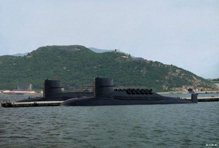 Атомные подводные ракетоносцы Франции, Китая и Индии