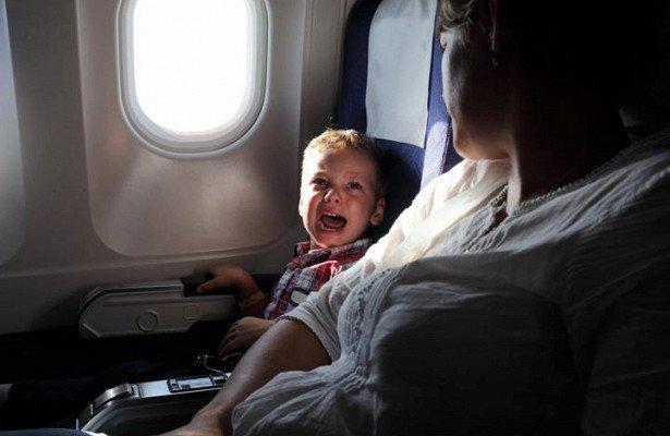 Открытое письмо к матерям, путешествующими с грудными детьми