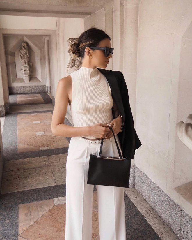 Знакомство с блогером: элегантная англичанка Джулия Лундин