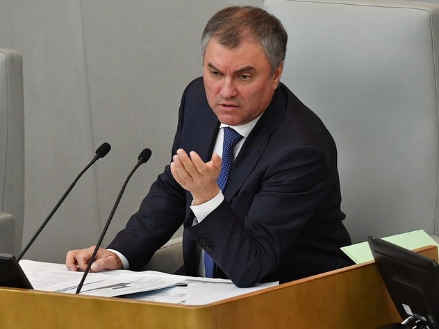 Володин рассказал, как его мать сумела купить квартиру за 230 миллионов рублей