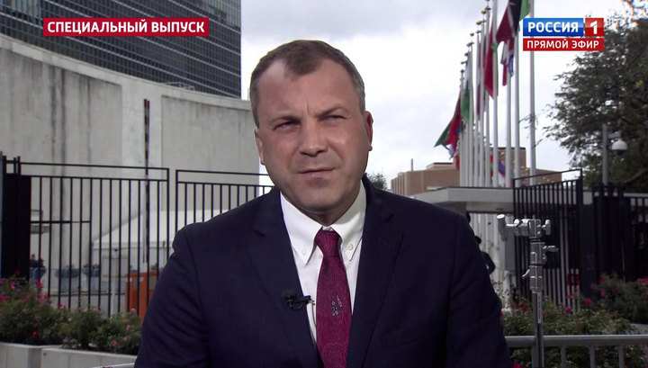 Как бы не было скандала: Дональд Трамп помахал Евгению Попову