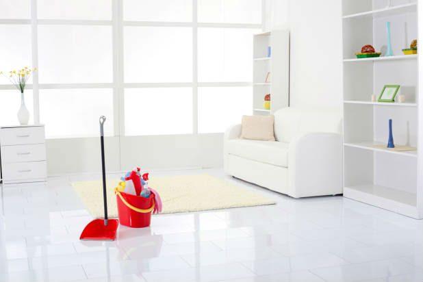 9 хитростей, позволяющих не делать генеральную уборку в доме