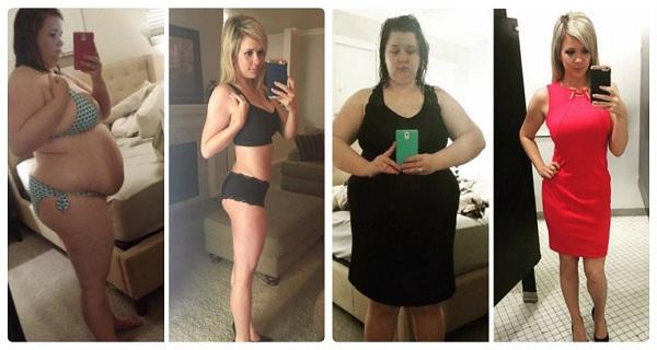 Она потеряла 7 кг за 10 дней с этим домашним похуданием