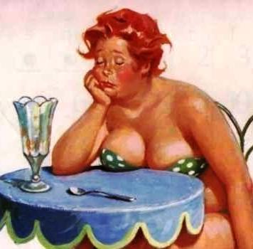 Немного о том, что бывают в женской жизни огорчения и хуже...но редко...