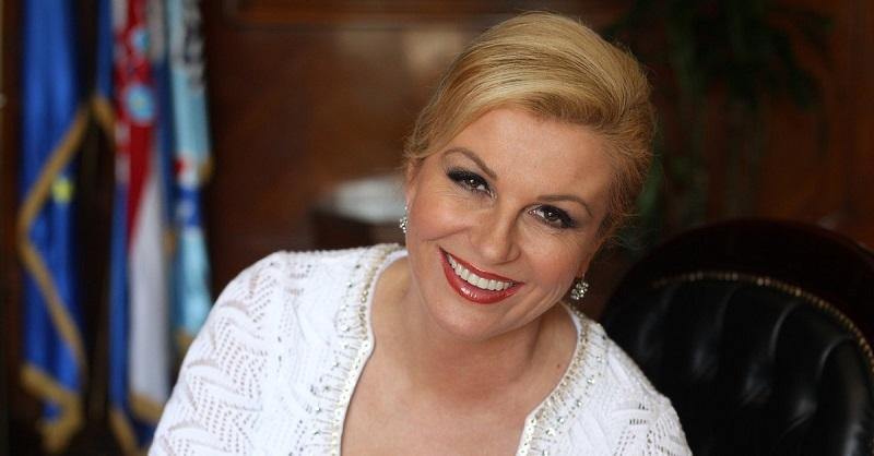 50-летняя Колинда Грабар-Кит…