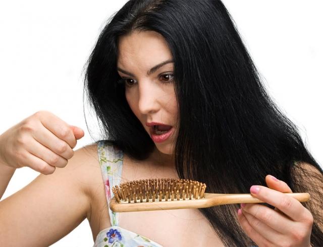 Домашние рецепты против выпадения волос