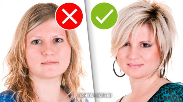 3 стрижки, которые помогают сделать даже самое пухлое лицо стройнее и изящнее