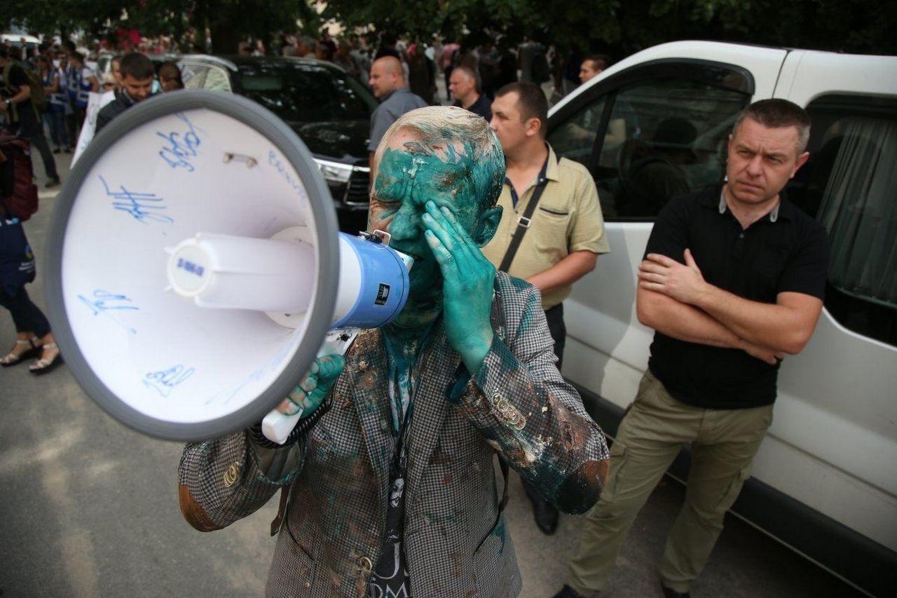 Невыносимая жестокость украинской антикоррупции. Александр Зубченко