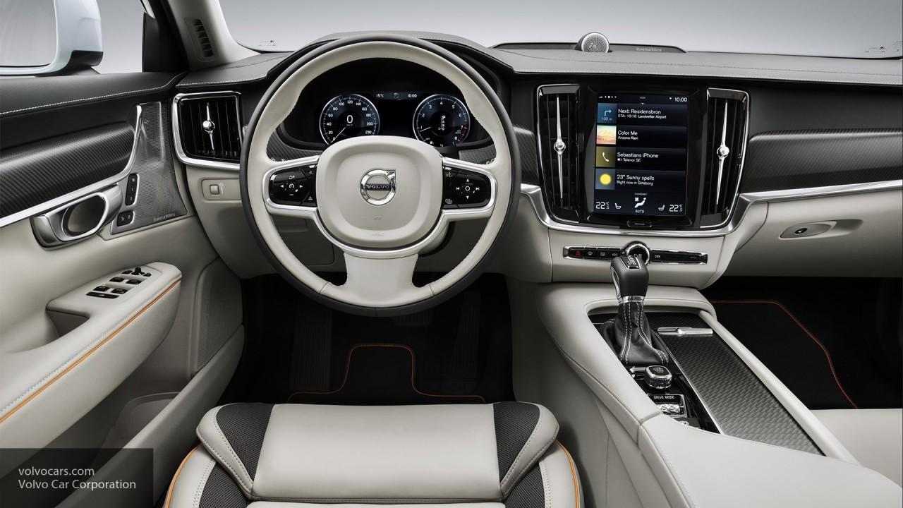 Компания Volvo начнет произв…