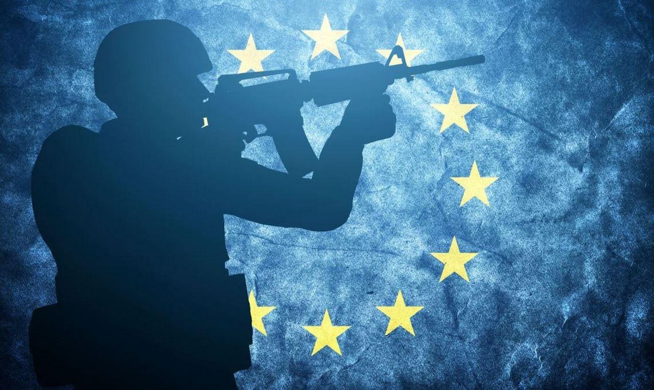 Становление единого европейского ВПК под контролем США