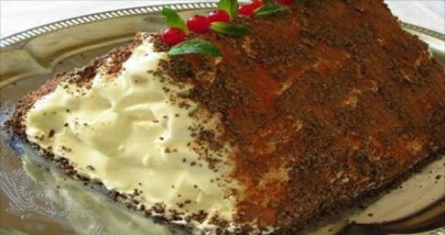 Торт «Монастырская изба» — э…
