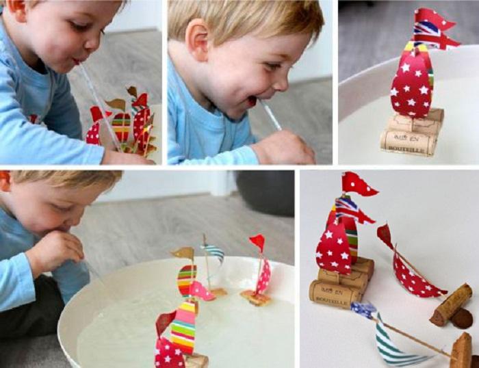 Доставьте радость детям, позвольте смастерить игрушки собственными руками.